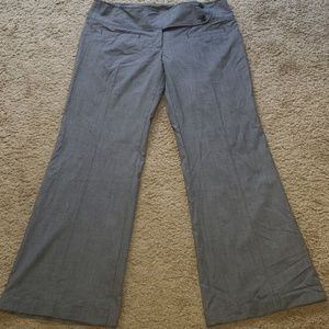 BRAND NEW WITHOUT TAGS SISLEY WIDE LEG PANTS 10